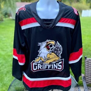 New CCM *Grand Rapids Griffins* AHL hockey jersey